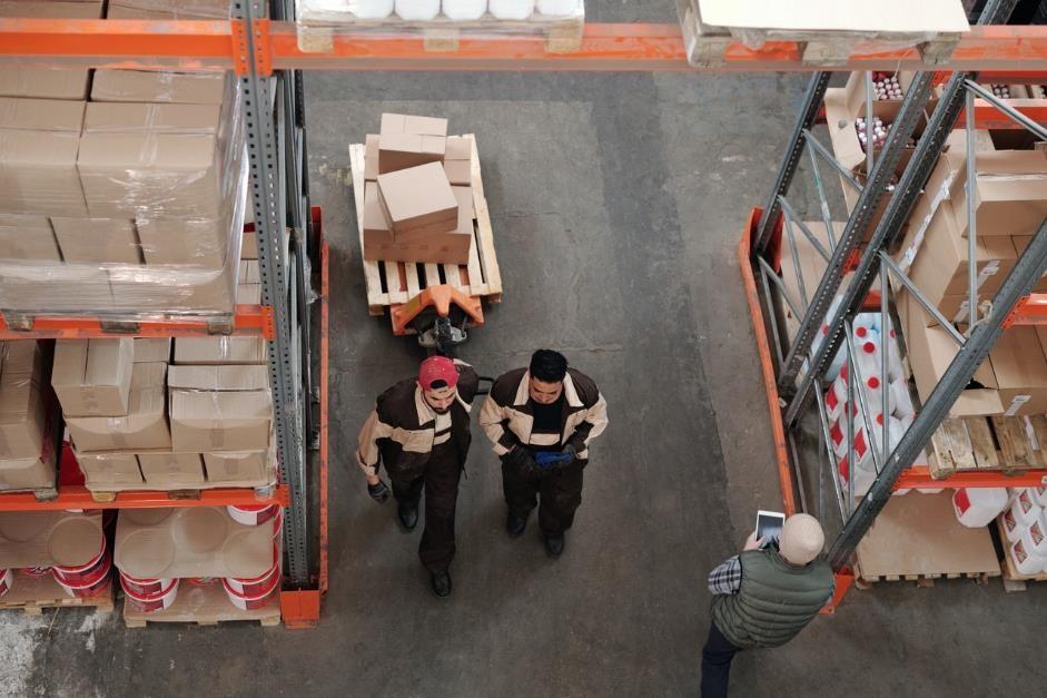 Tipos de embalaje en distribución y logística