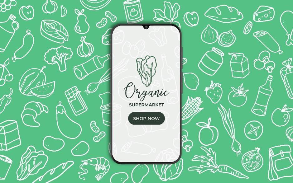 transporte de alimentos para los clientes online